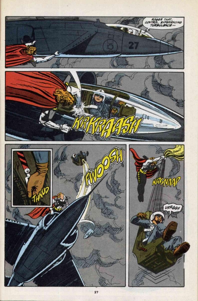 Read online Doctor Zero comic -  Issue #7 - 29