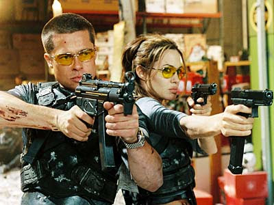 Mr. & Mrs. Smith - Best Movies 2005