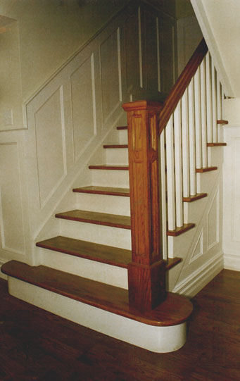 Mara House Stairs Banisters And Balusters