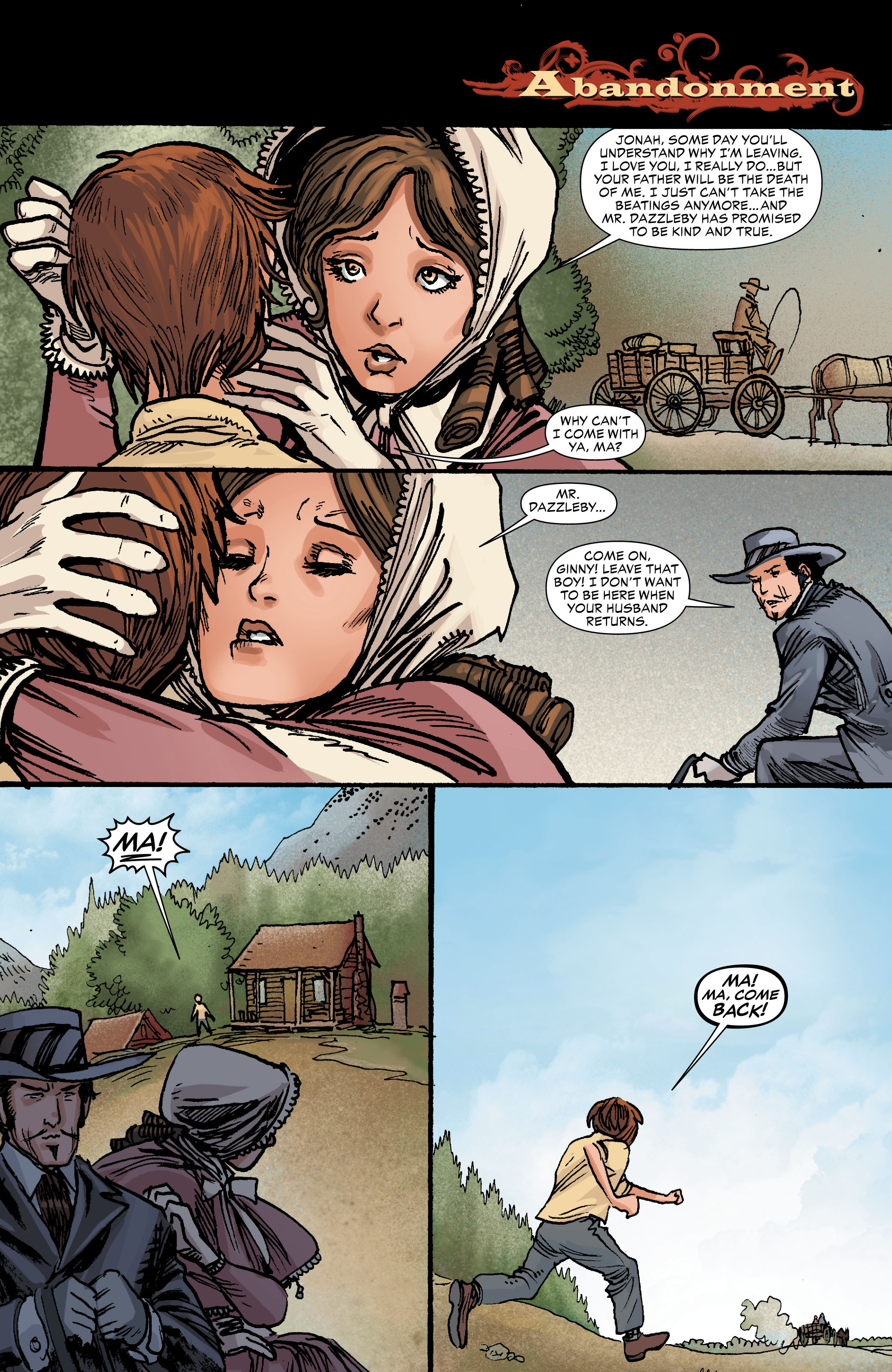 Read online All-Star Western (2011) comic -  Issue #0 - 11