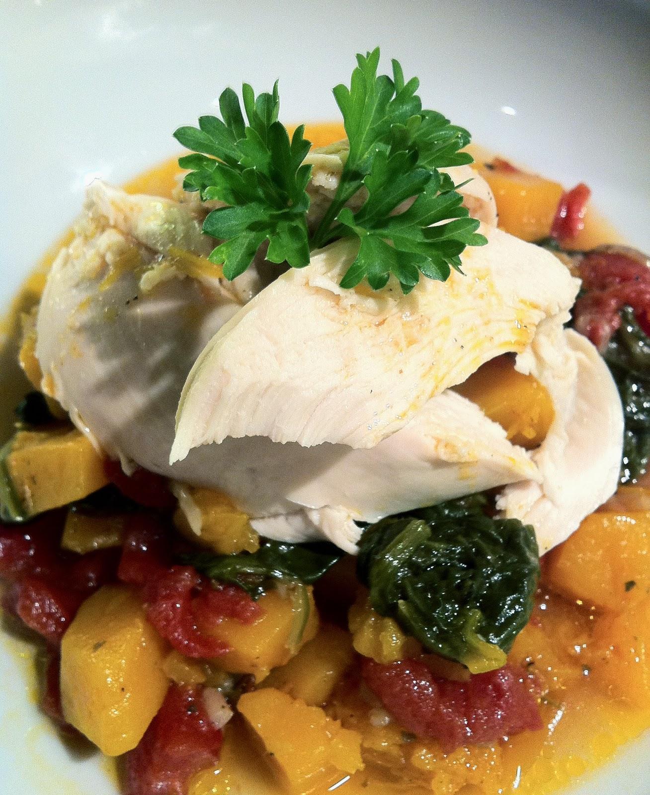 Mediterranean Style Chicken Recipe: Jen's Gone Paleo: Lisa's Mediterranean-Style Chicken
