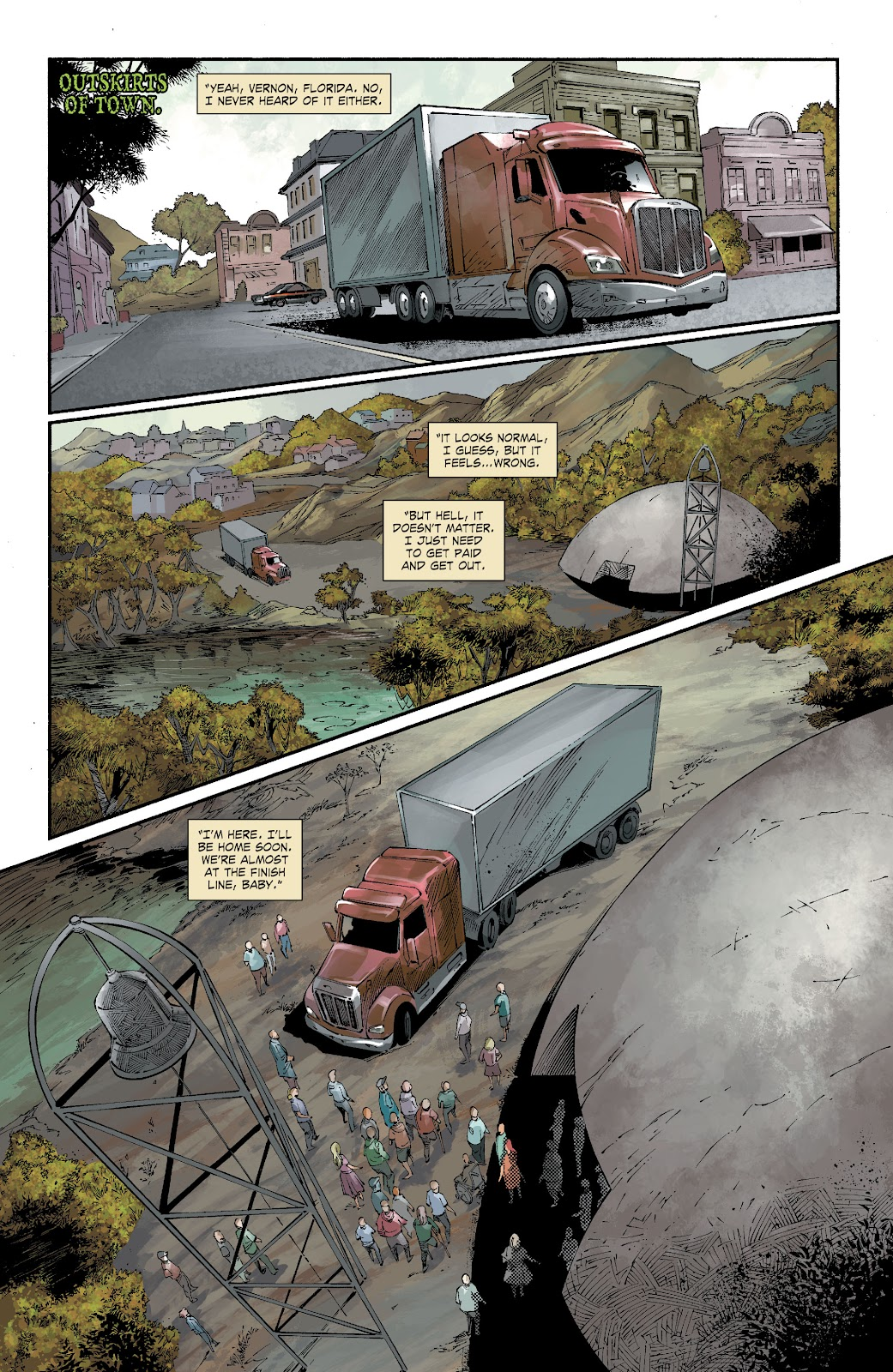 Read online The Curse of Brimstone: Ashes comic -  Issue # TPB (Part 1) - 40