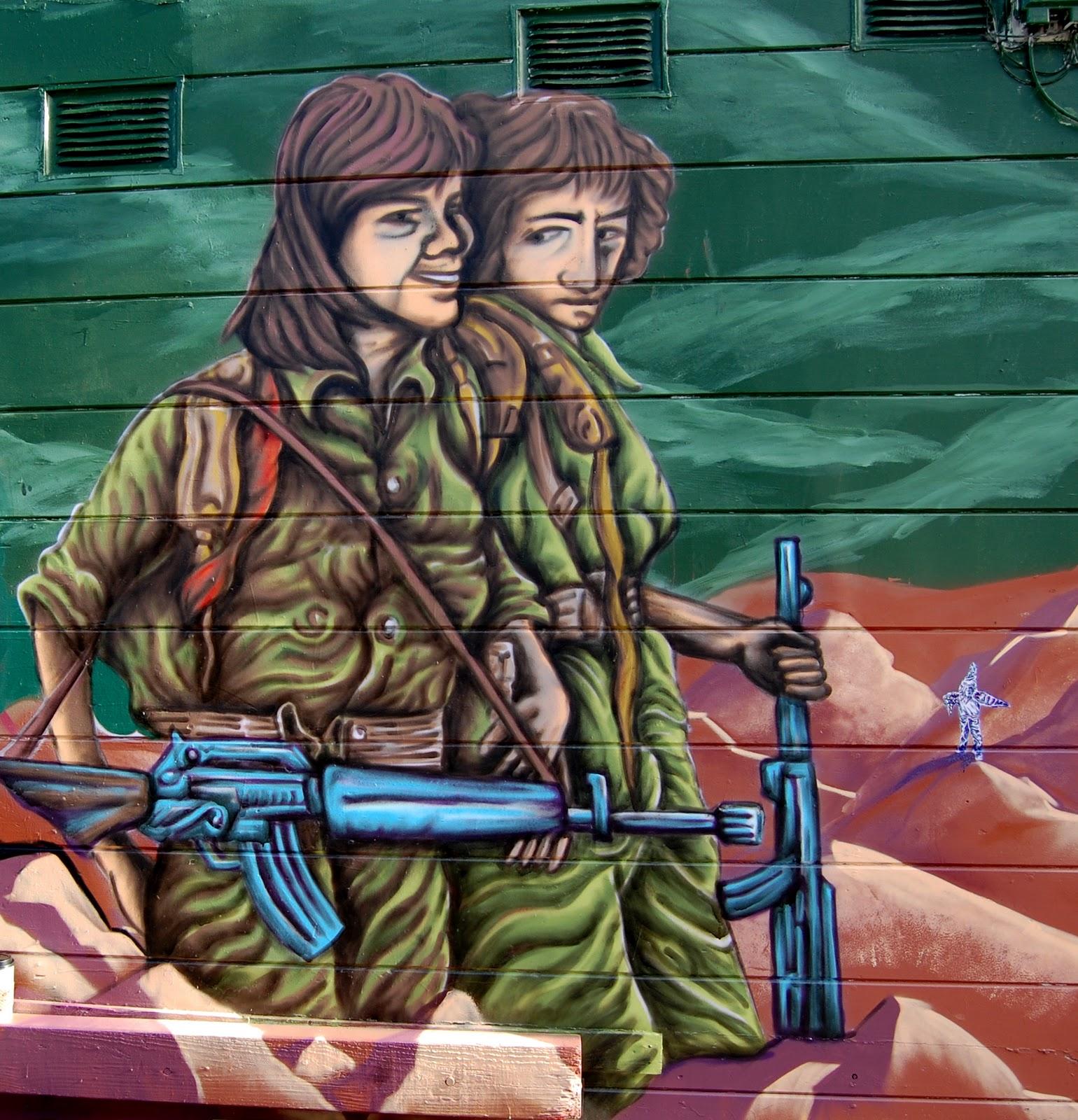 El Salvador: La reinserción de la mujer ex-combatiente. Un legado de ...