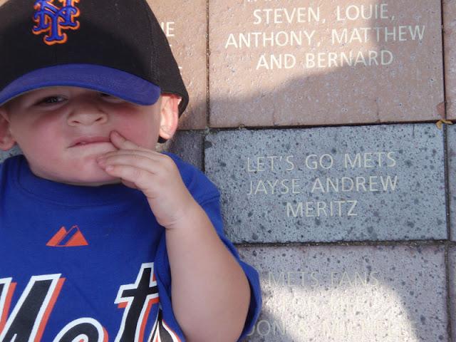 NY Mets Fanwalk Brick