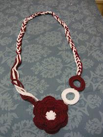 Anna Y Su Mundo I Collares Tejidos A Crochet Para Laurita