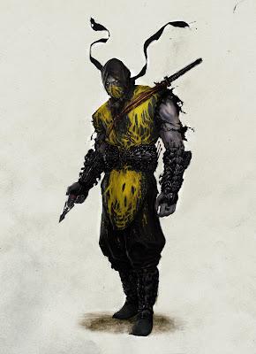 Proposed Scorpion - vincentproceart.blogspot.com