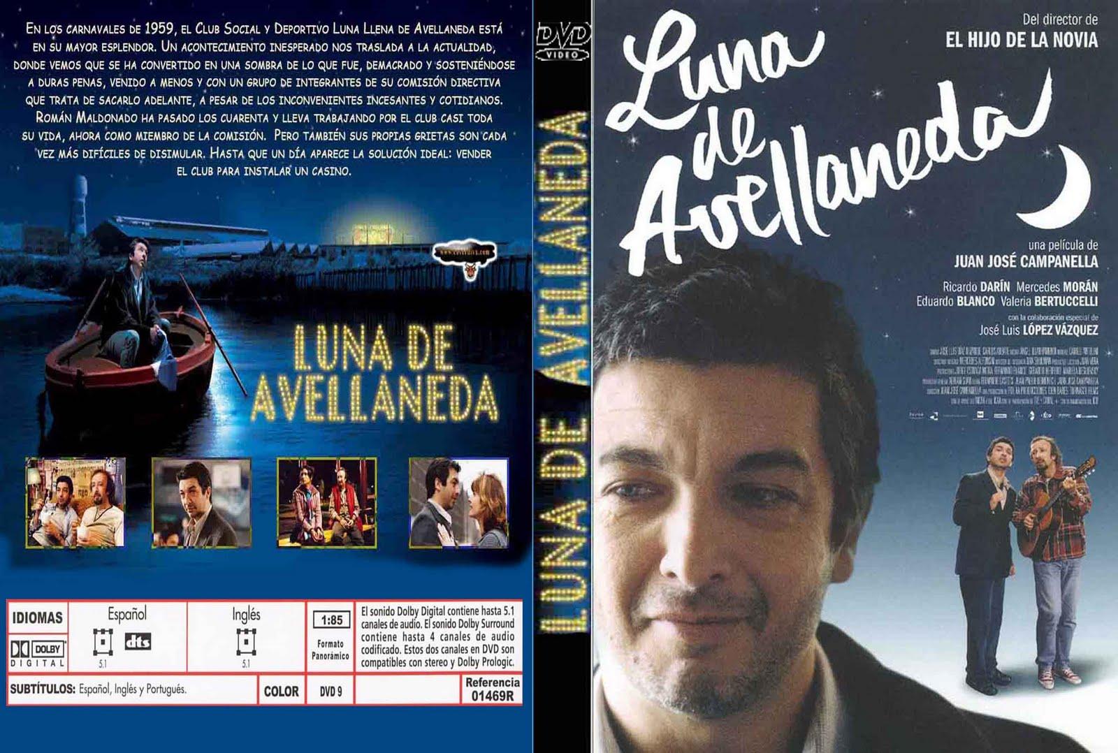 Luna de Avellaneda, ver ahora en Filmin
