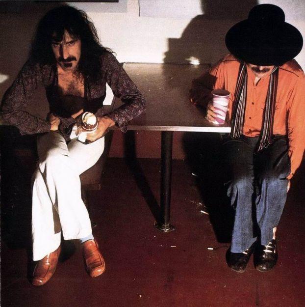 Frank Zappa & Captain Beefheart Bongo Fury (DiscReet Records, 1975)