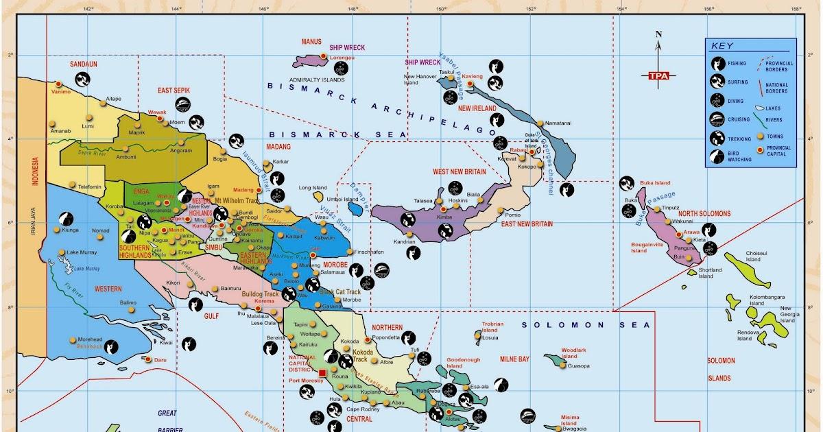 Malum Nalu: Welcome to Papua New Guinea on