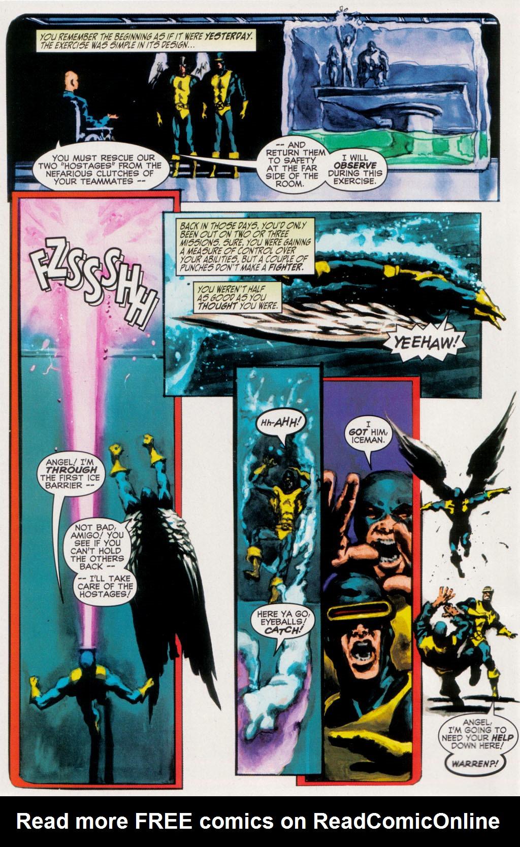 Read online Sentry/X-Men comic -  Issue # Full - 7
