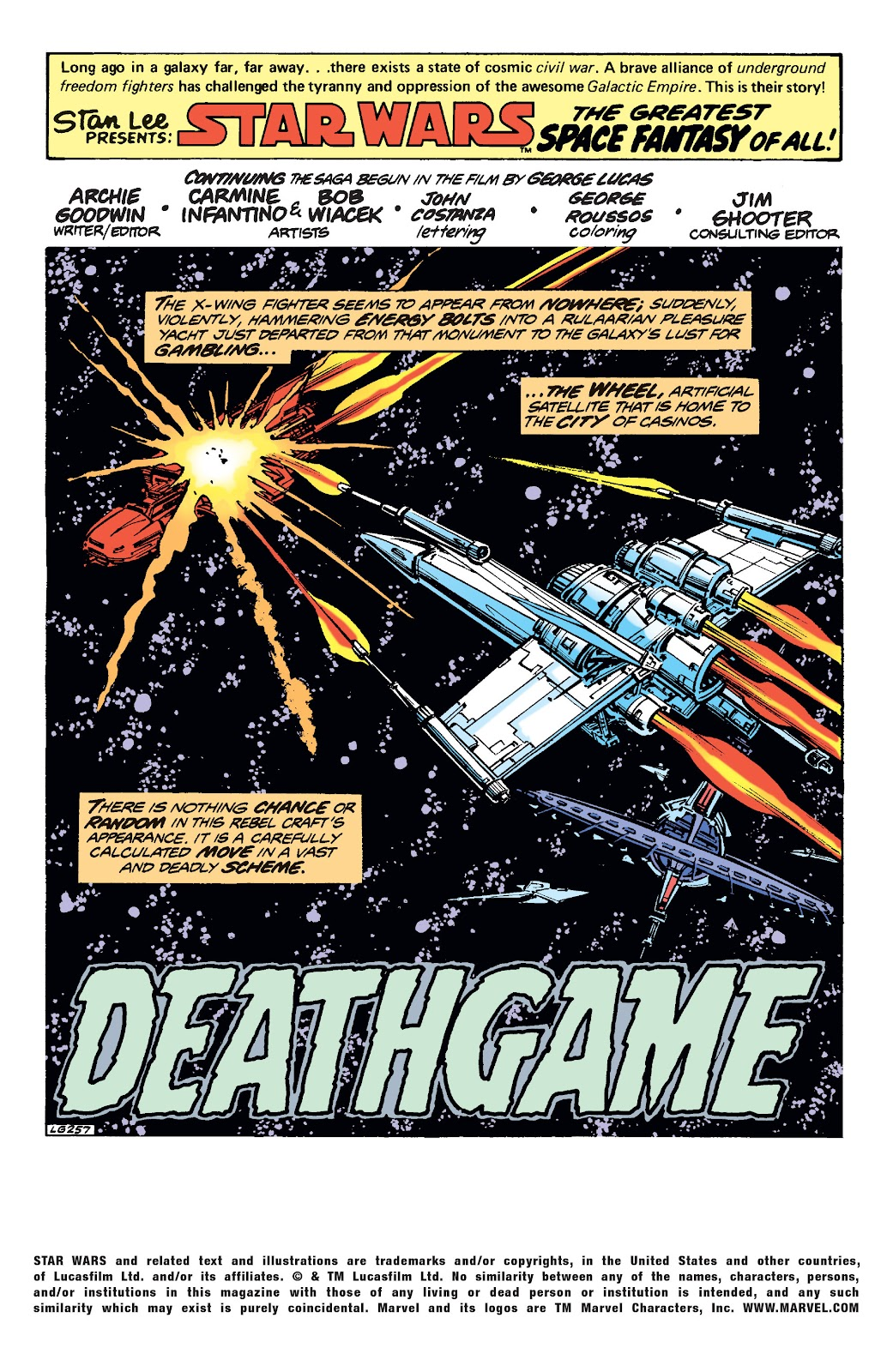 Read online Star Wars Legends: The Original Marvel Years - Epic Collection comic -  Issue # TPB 1 (Part 4) - 52
