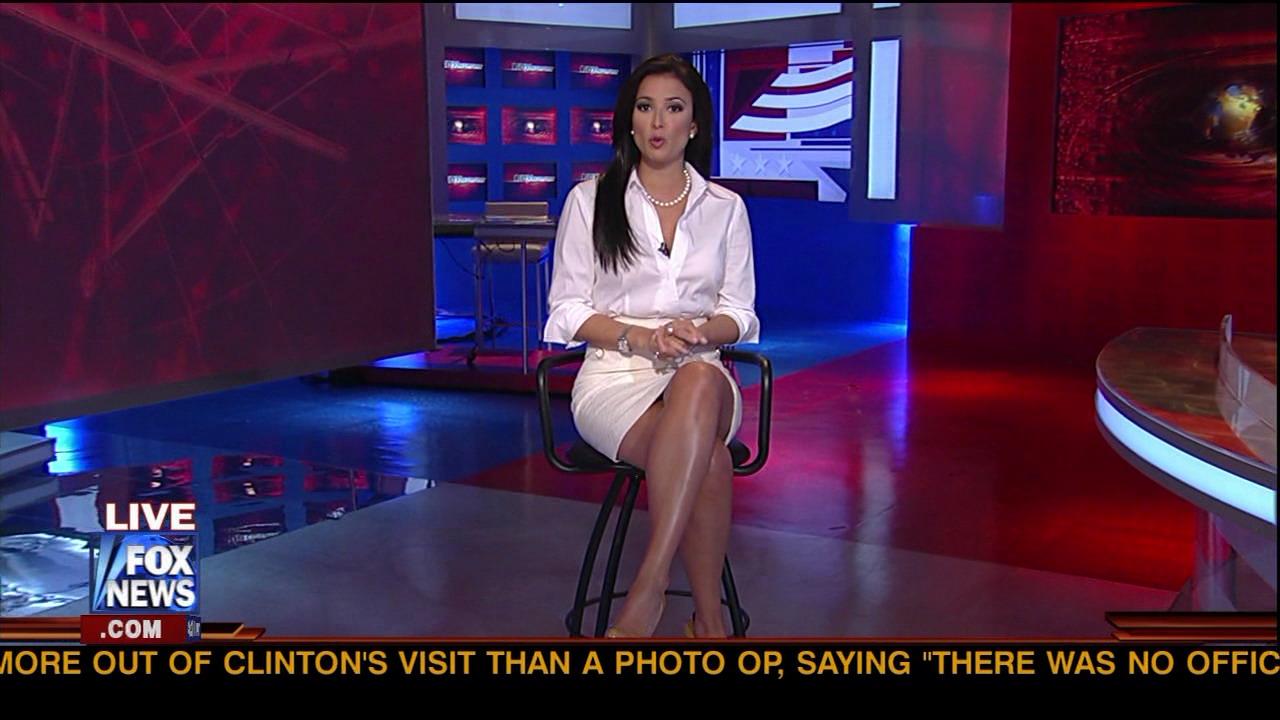 Fox news women upskirts oops photos