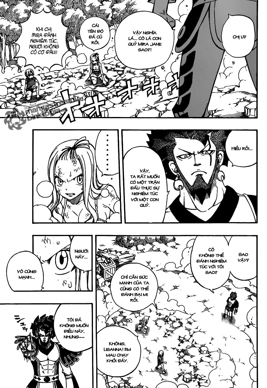 Fairy Tail chap 220 trang 6