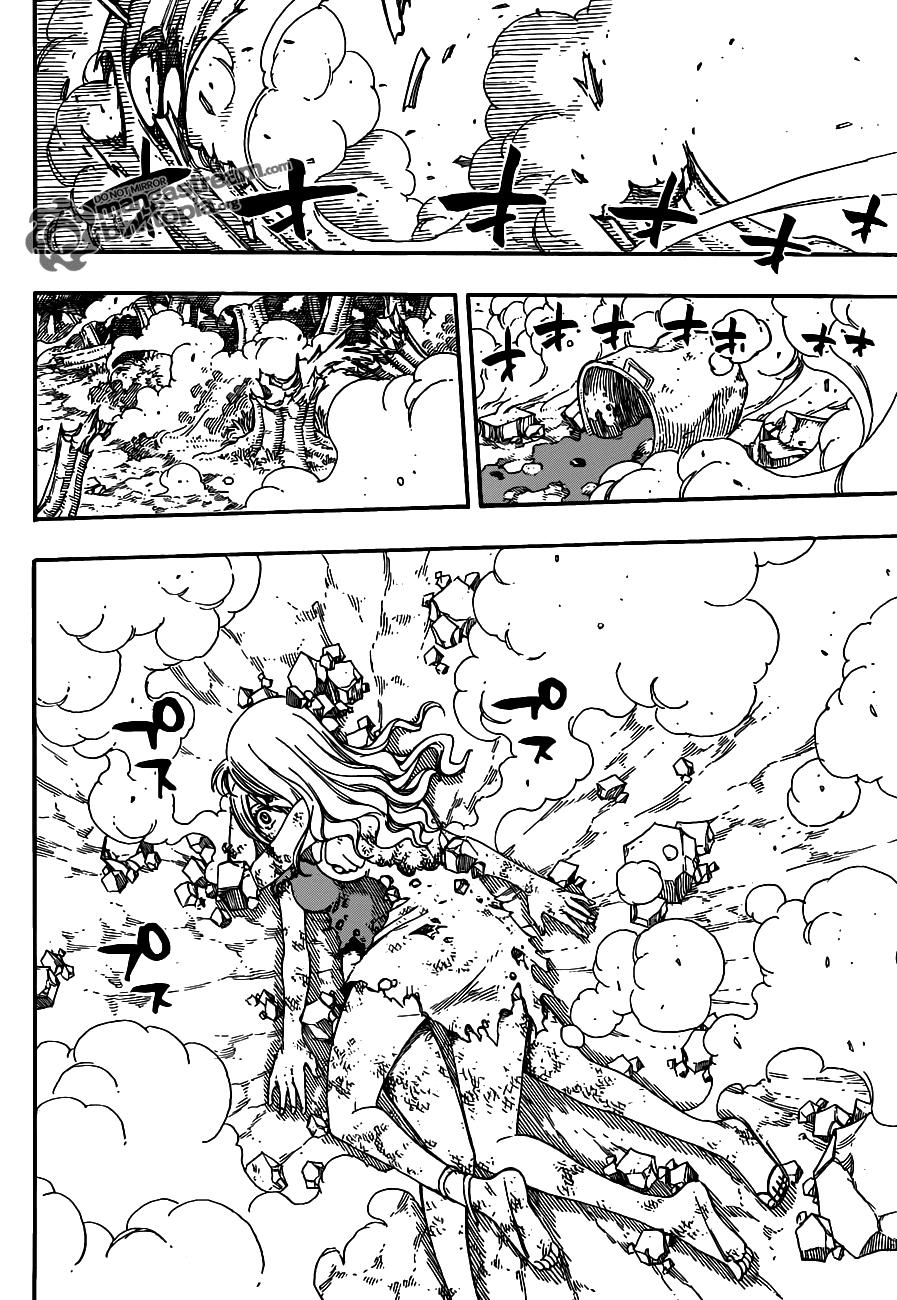 Fairy Tail chap 220 trang 20