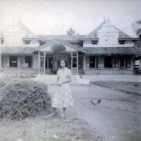 Sekolah Hollandsch Inlandsche School (HIS), Tanjung Pura, Langkat, Januari 1963 : (Sekarang SMPN 1 Tg.Pura)