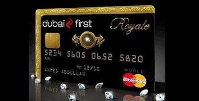 diamond Royale MasterCard