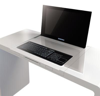 descom TOP 10 - Futuristic Concept Laptop Designs