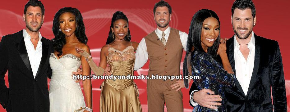 Dancing With The Stars Brandmc Brandy And Maks On Jimmy Kimmel Live Part 2