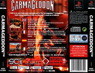ISOS PSX/PS2: Carmageddon [PAL-Multi-4] [SLES-01960]