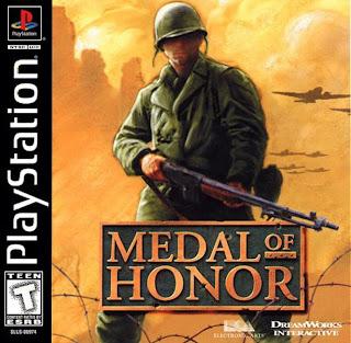 Medal of Honor: PS1 Download games grátis