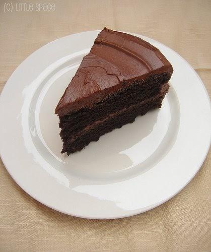 Chocolate Cake With Coffee Ina Garten