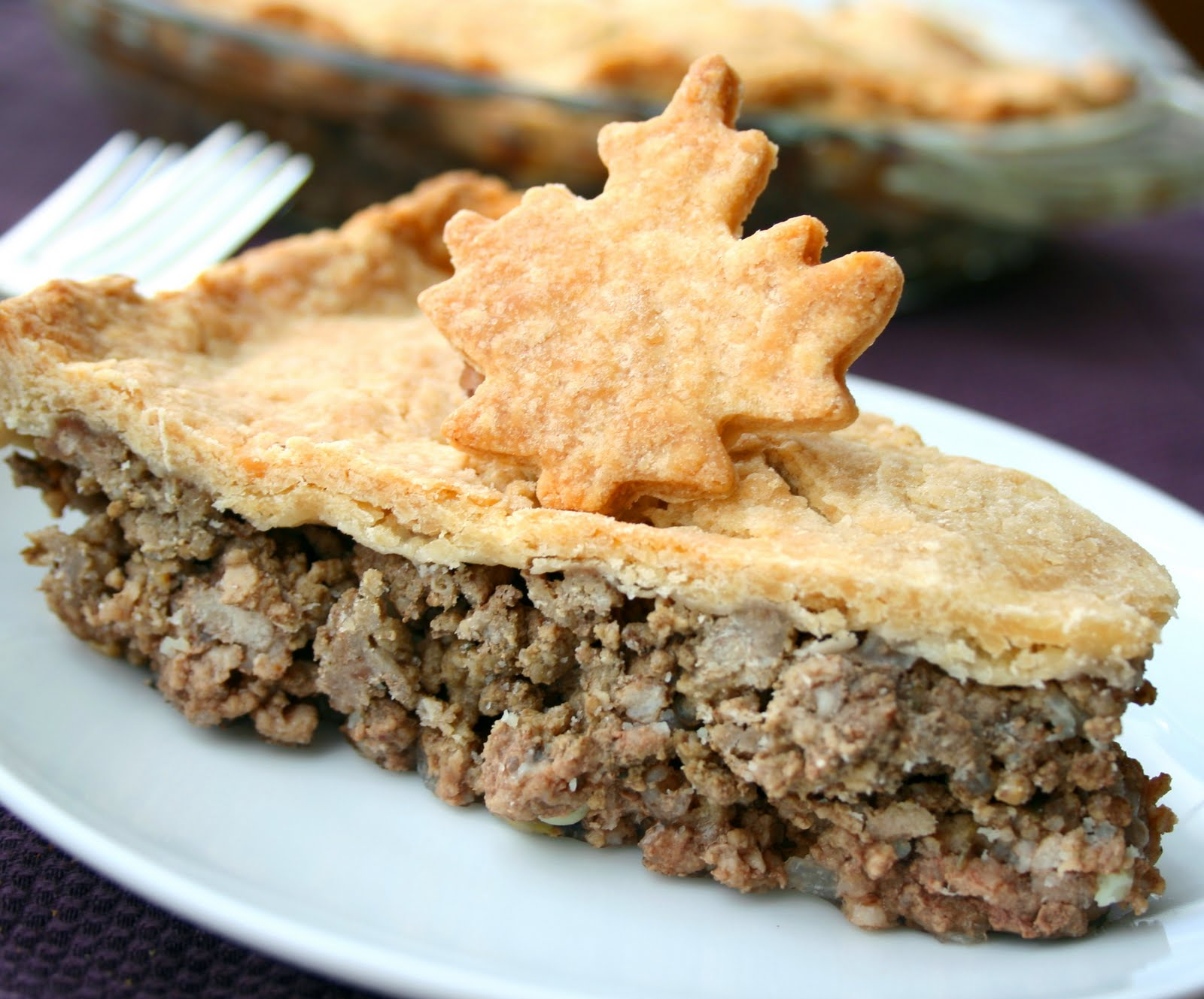 french canadian tourtiere (two ways – high carb and low carb
