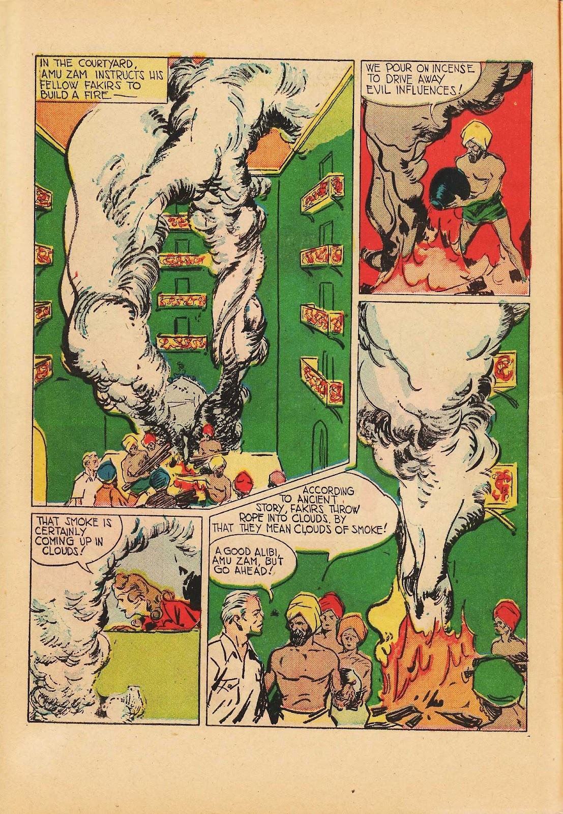 Super-Magician Comics issue 22 - Page 10