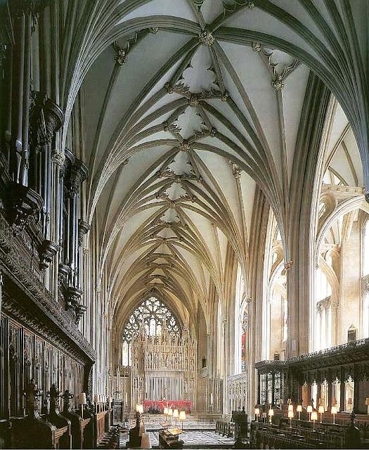 Catedral de Bristol, Inglaterra