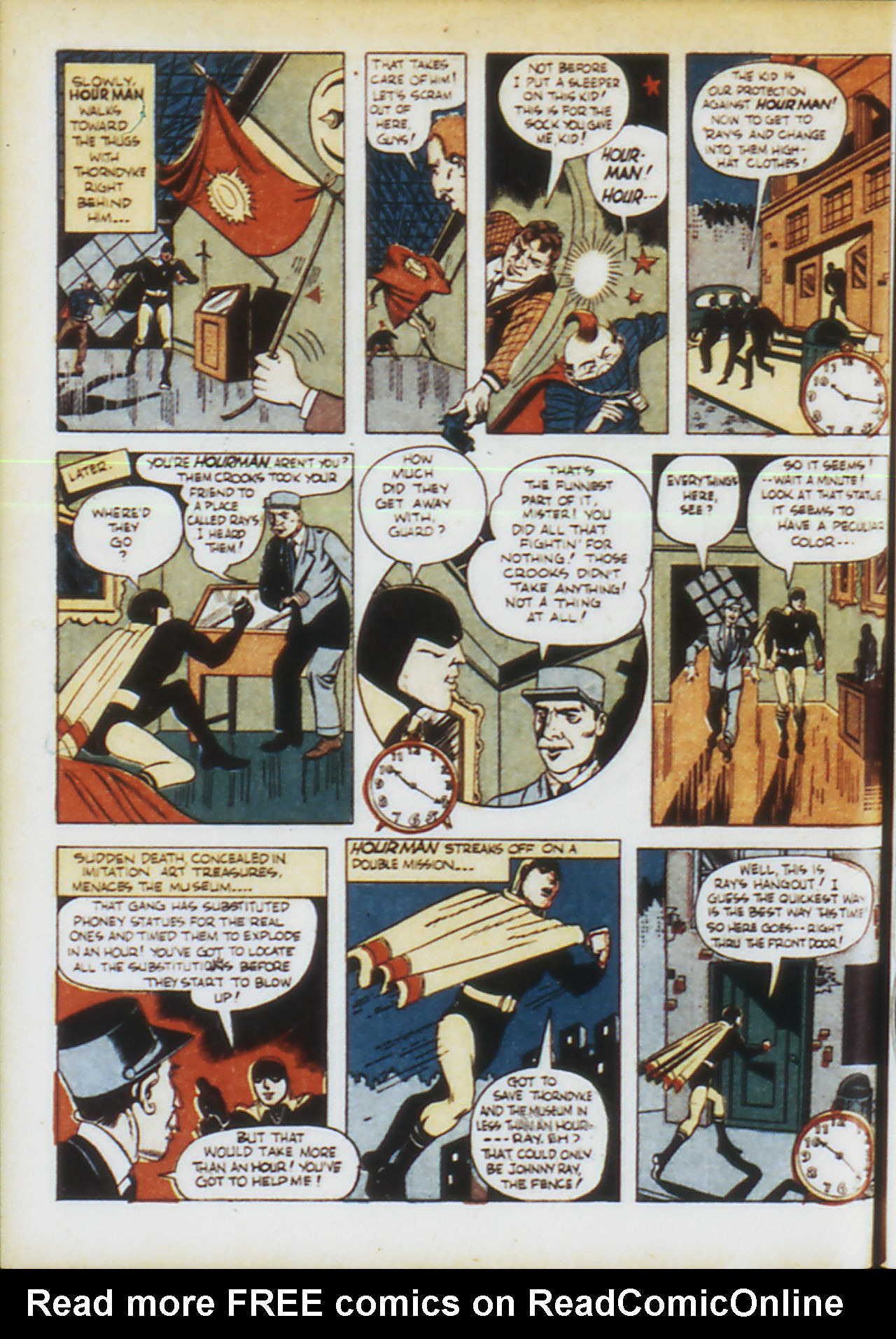 Read online Adventure Comics (1938) comic -  Issue #74 - 19