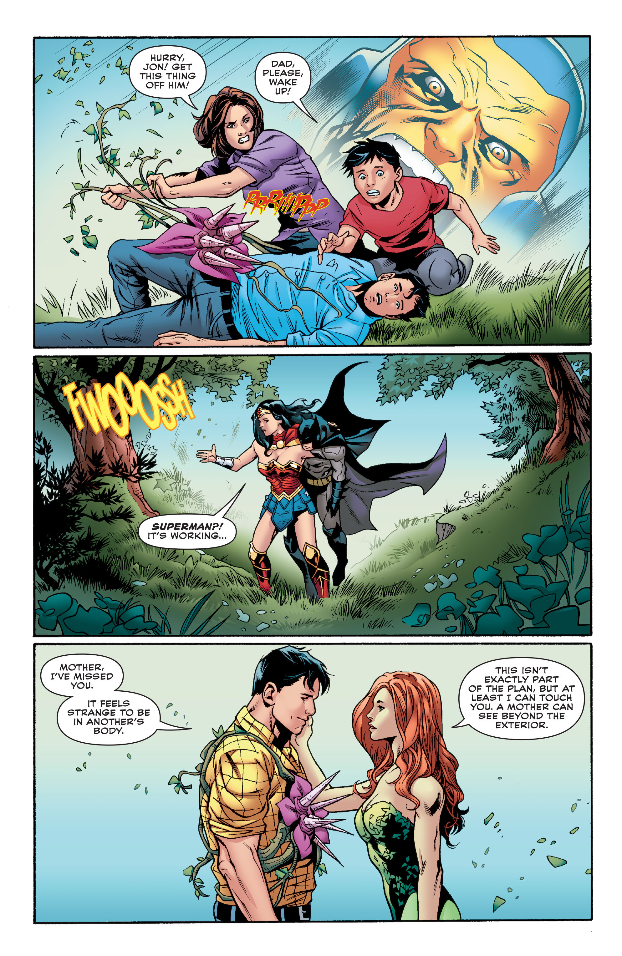 Read online Trinity (2016) comic -  Issue #6 - 18