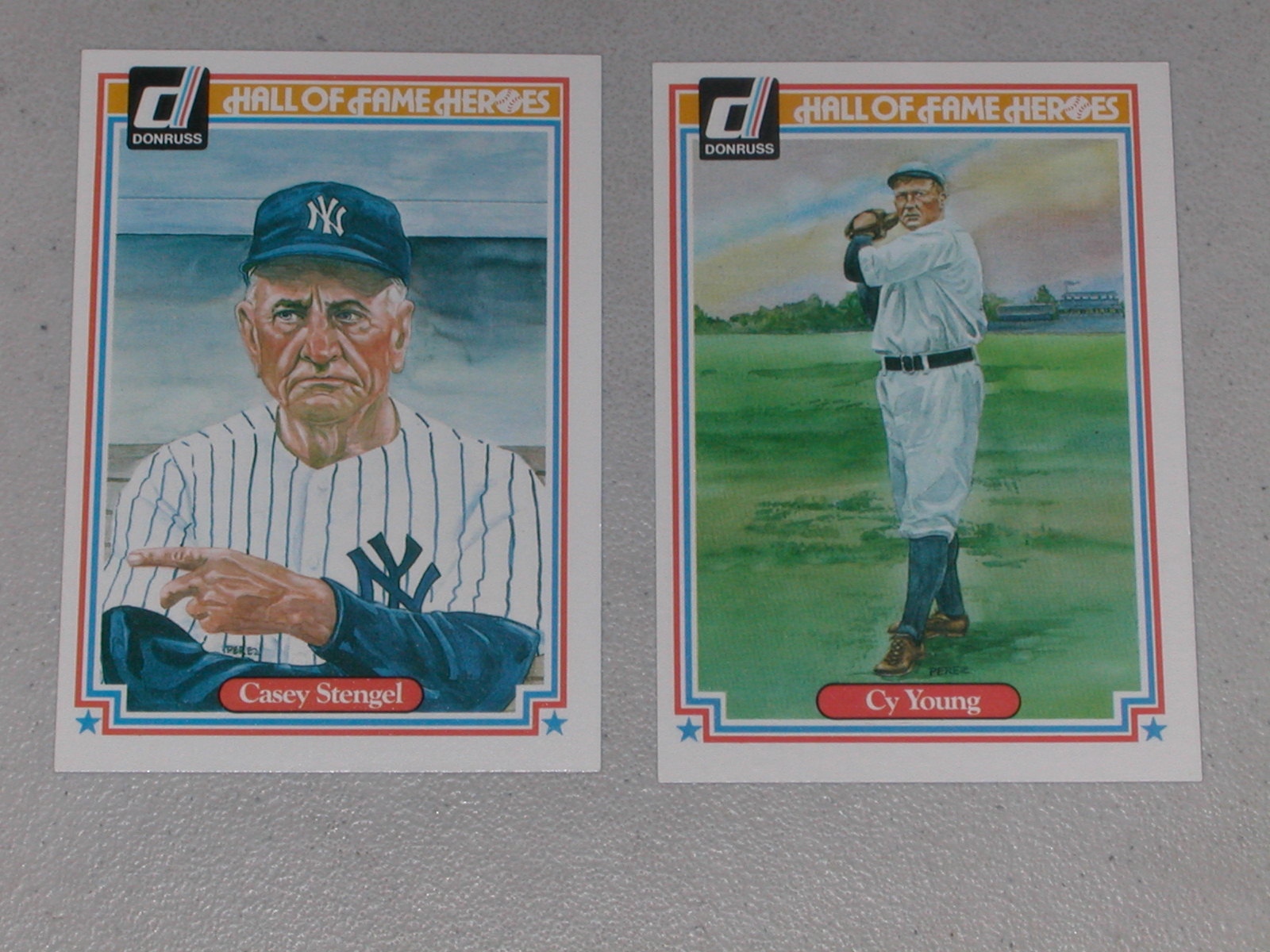 A Pack To Be Named Later Donruss Hall Of Fame Heroes