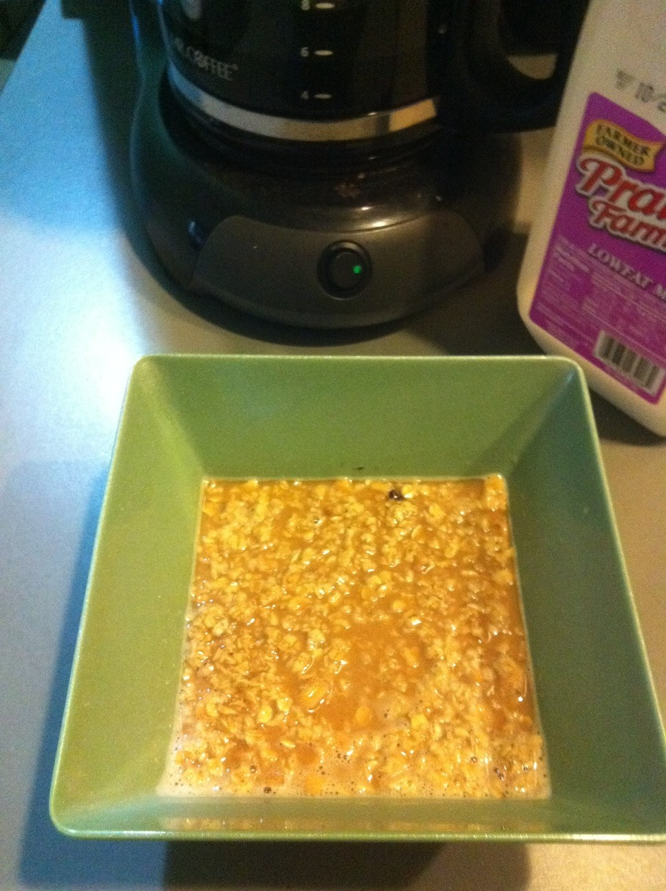 Zimm's Whim: FOOD CREATIONS: Milk and Cereal
