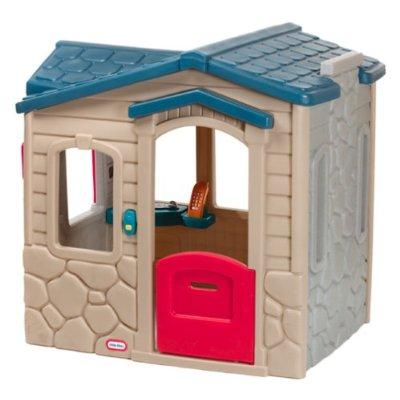 Little Tikes Magic Doorbell Playhouse: Plastic Playhouses ...