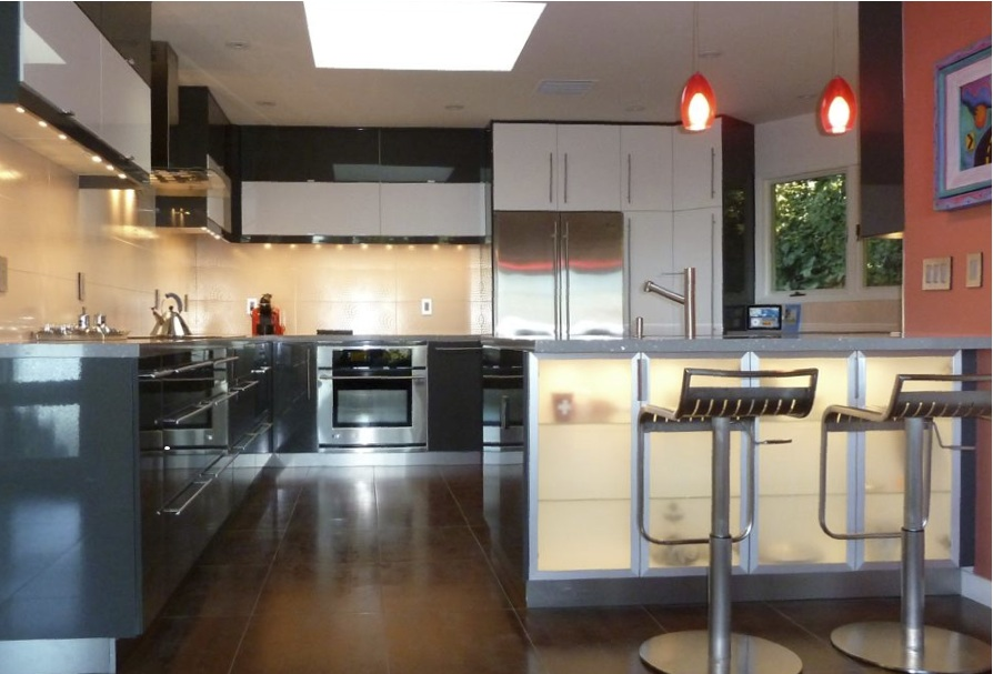 Design Your Own Kitchen Lowes Sinks Okc How To Save Thousands On An Ikea-type Kitchen: Sleek ...