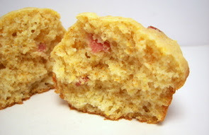Bacon-Cheddar Corn Muffins Picture