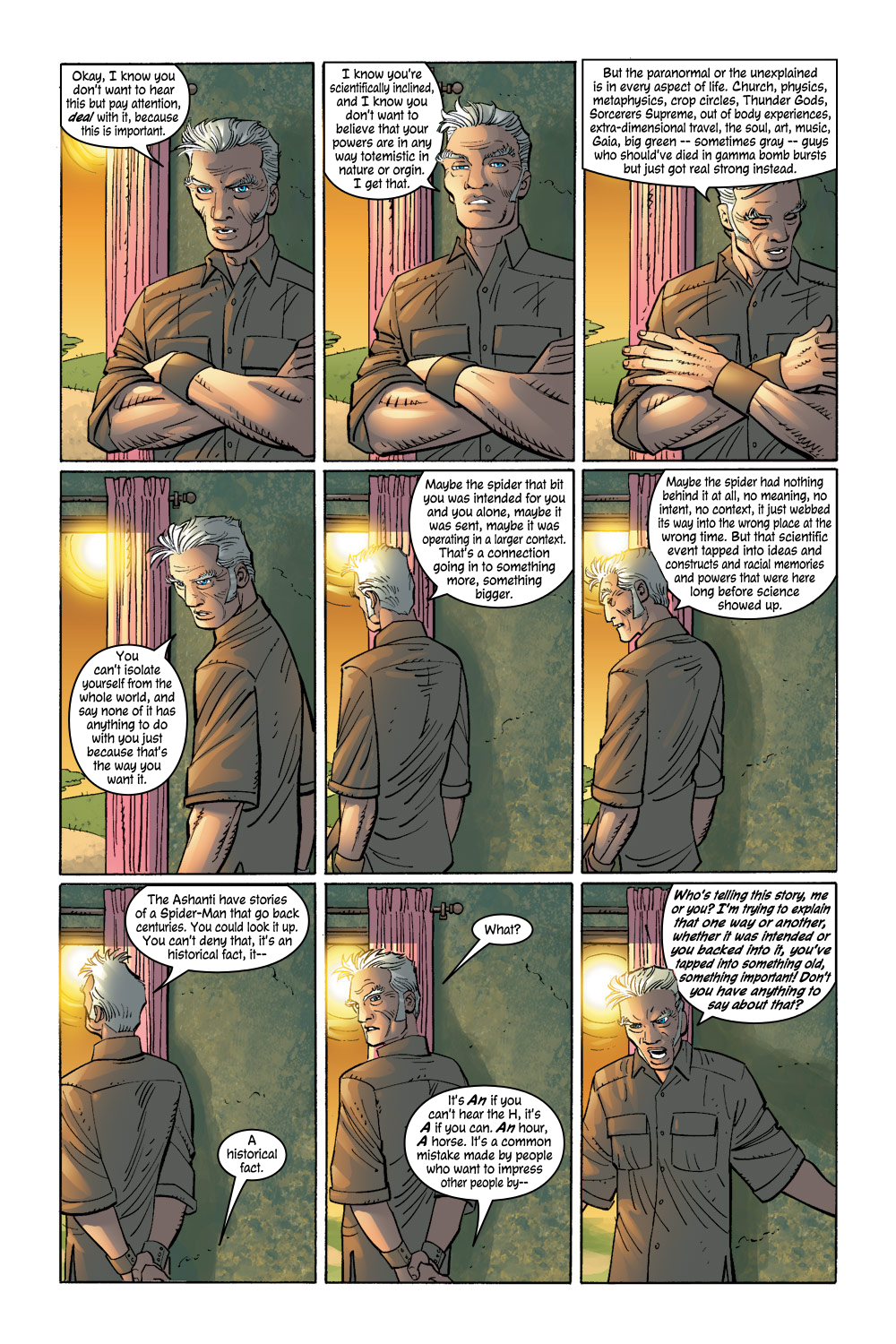 The Amazing Spider-Man (1999) 49 Page 1