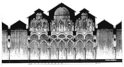 Octagonal Room Islamic Studied Library Mcgill