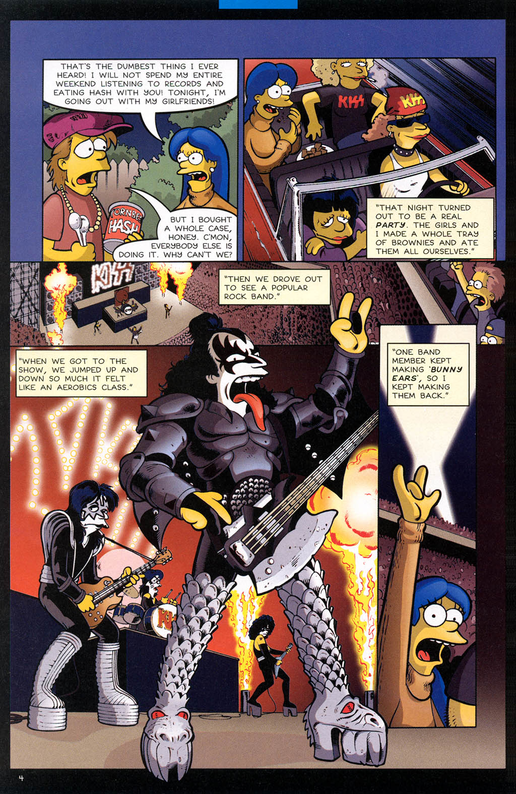 Read online Treehouse of Horror comic -  Issue #10 - 7
