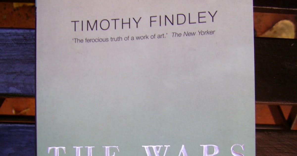 War timothy findley reader response