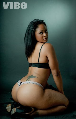 Maliah Michel courtesy of vibe.com