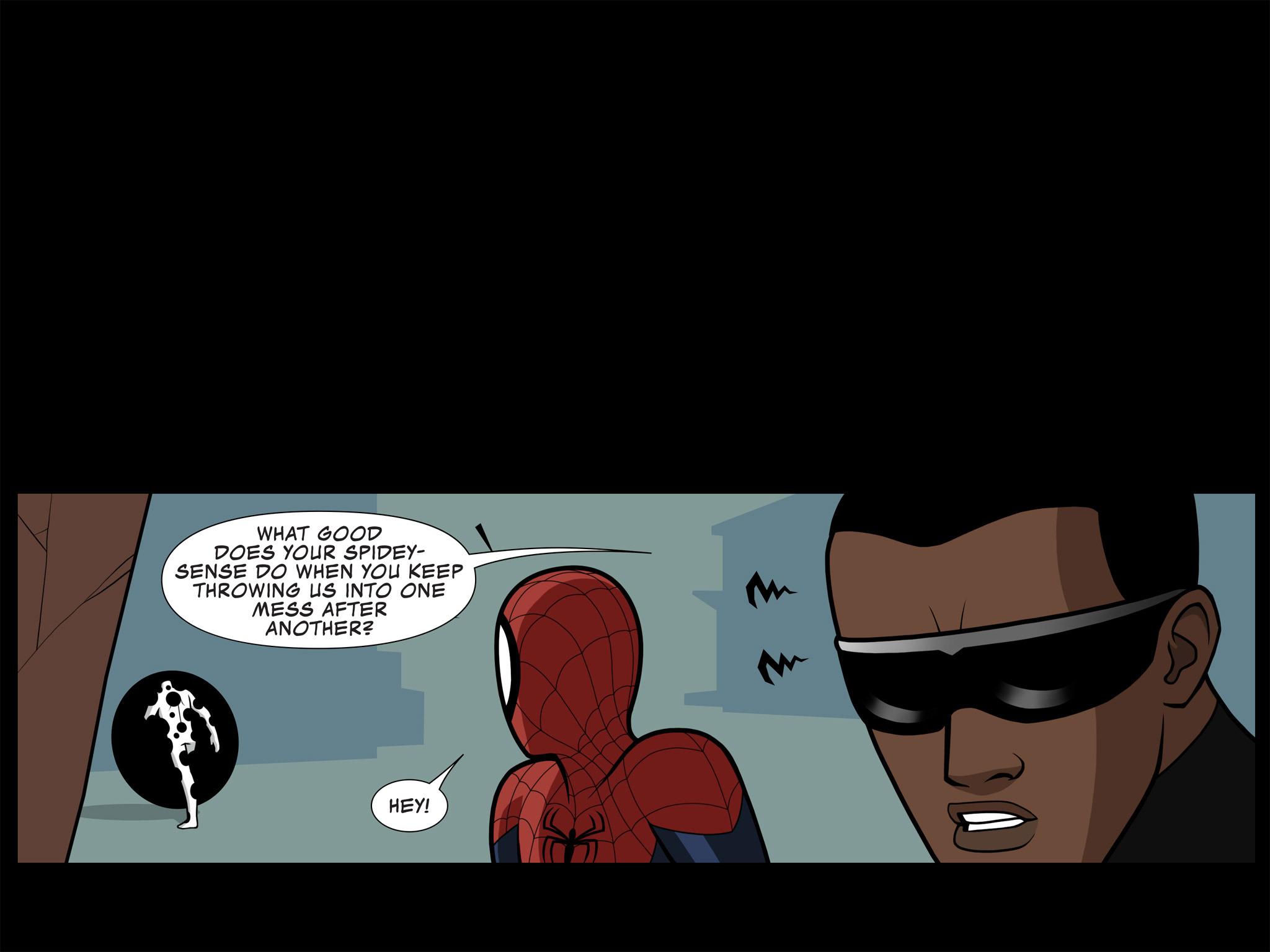 Read online Ultimate Spider-Man (Infinite Comics) (2015) comic -  Issue #10 - 18