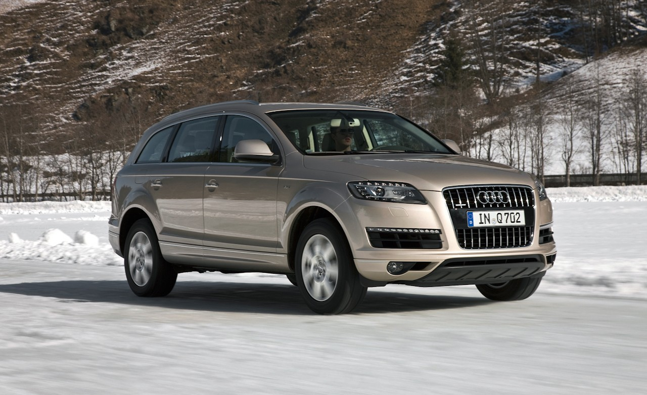 Hybrid Cars Gallery 2011 Audi Q7 Car Wallpapers