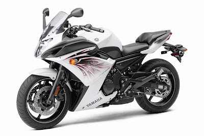 2010 New Motorcycles Yamaha FZ6R | Motorcycle Case