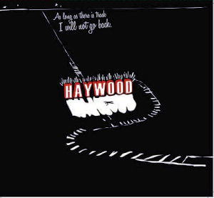 Haywood -- As Long As There Track I will Not Go Back