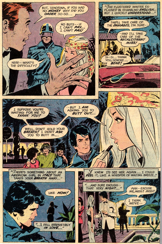 Read online Secret Hearts comic -  Issue #150 - 6