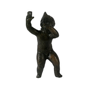 My Egypt: Statuette of the God Cupid