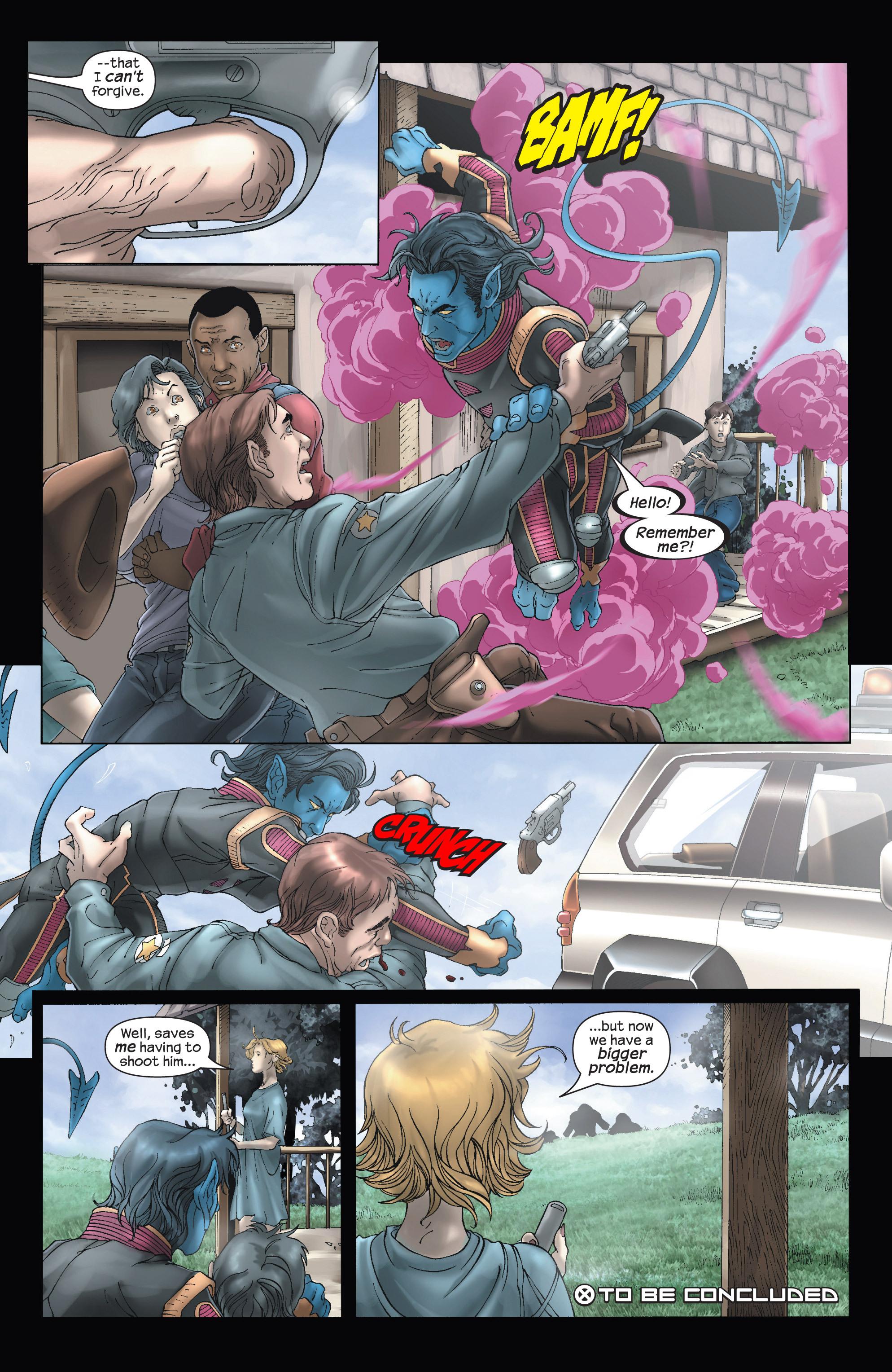 Read online Uncanny X-Men (1963) comic -  Issue #440 - 24