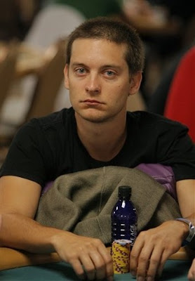 Tobey Maguire | Celebrity Poker Player