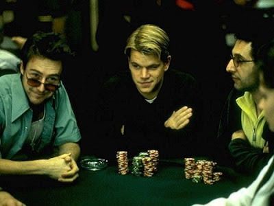 Film poker matt damon
