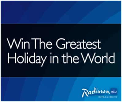Win the greatest holiday in the world